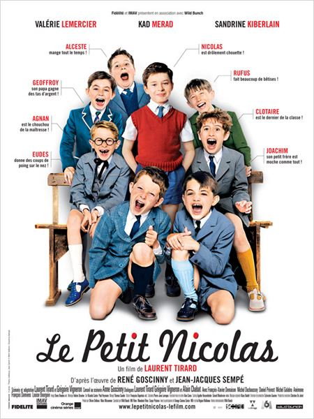 Le Petit Nicolas (2010) [FRENCH] [BDRip]