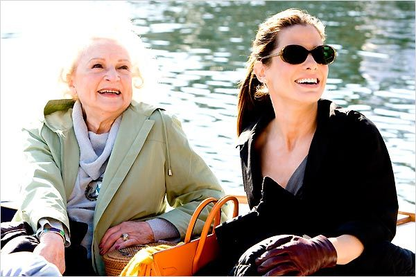 La Proposition : Photo Anne Fletcher, Betty White, Sandra Bullock