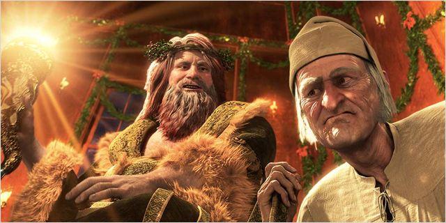 Le Drôle de Noël de Scrooge : Photo Robert Zemeckis
