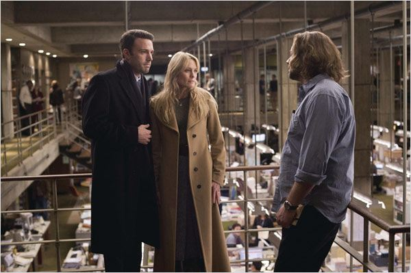 Jeux de Pouvoir : Photo Ben Affleck, Kevin Macdonald, Robin Wright, Russell Crowe