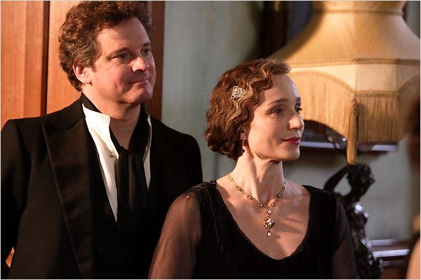 Un mariage de rêve : photo Colin Firth, Kristin Scott Thomas, Stephan Elliott