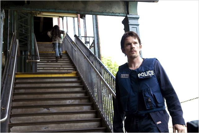 L&#39;Elite de Brooklyn : photo Antoine Fuqua, Ethan Hawke