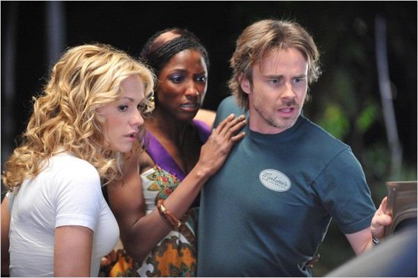 True Blood : Photo Anna Paquin, Rutina Wesley, Sam Trammell