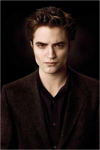 Twilight - Chapitre 2 : tentation : Photo Robert Pattinson, Stephenie Meyer