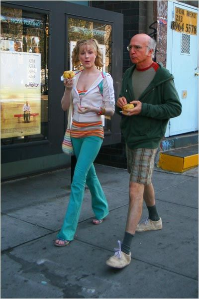 Whatever Works : Photo Evan Rachel Wood, Larry David, Woody Allen