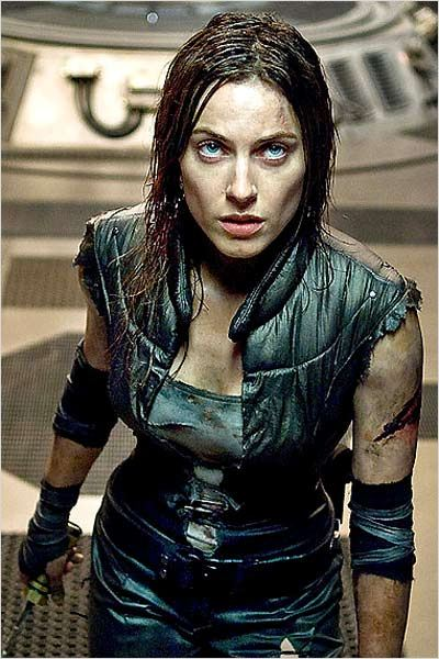 Pandorum : photo Antje Traue, Christian Alvart