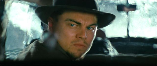 Shutter Island : Photo Leonardo DiCaprio, Martin Scorsese