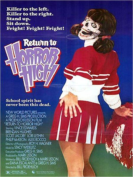 [MULTI] Return to Horror High [DVDRiP TRUEFRENCH]