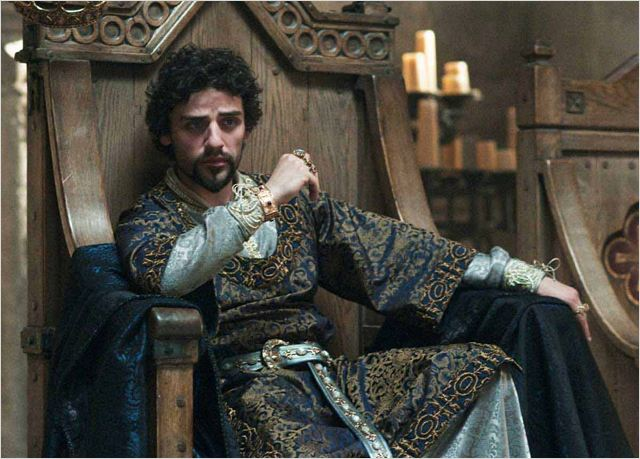 Robin des Bois : Photo Oscar Isaac, Ridley Scott