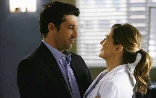 Grey's Anatomy : photo Ellen Pompeo, Patrick Dempsey