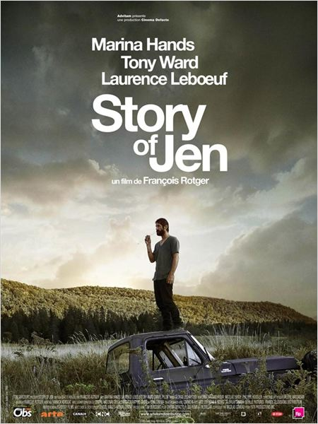 Story of Jen : affiche Fran&#231;ois Rotger