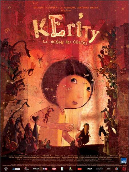 Kérity la maison des contes [FRENCH][Bluray 1080p]