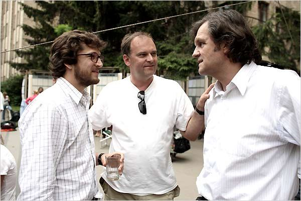 L'Affaire Farewell : Photo Christian Carion, Emir Kusturica, Guillaume Canet