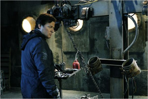 Saw 6 : photo Costas Mandylor, Kevin Greutert