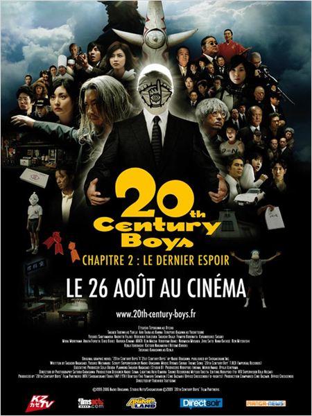 20th Century Boys – Chapitre 2 : le dernier espoir