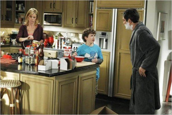 Photo Julie Bowen, Nolan Gould, Ty Burrell