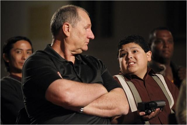 Modern Family : photo Ed O'Neill, Rico Rodriguez