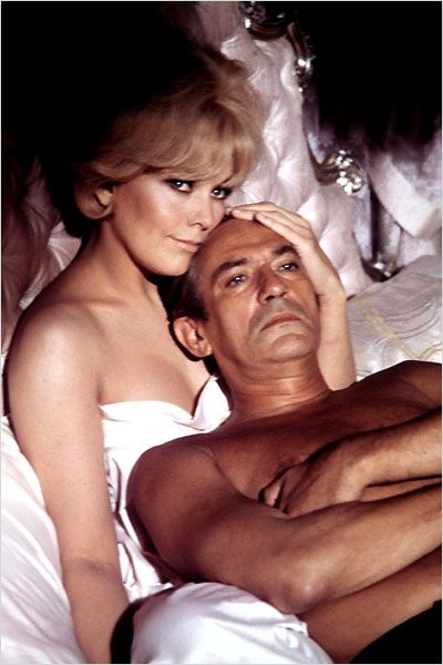 Le Démon des femmes : photo Kim Novak, Peter Finch, Robert Aldrich