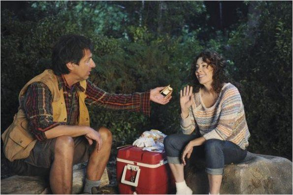 The Middle : photo Patricia Heaton, Ray Romano