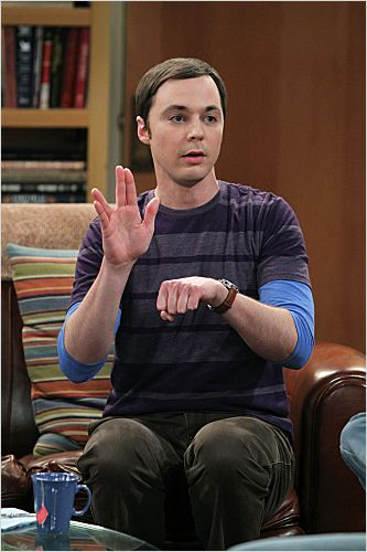 The Big Bang Theory : photo Jim Parsons