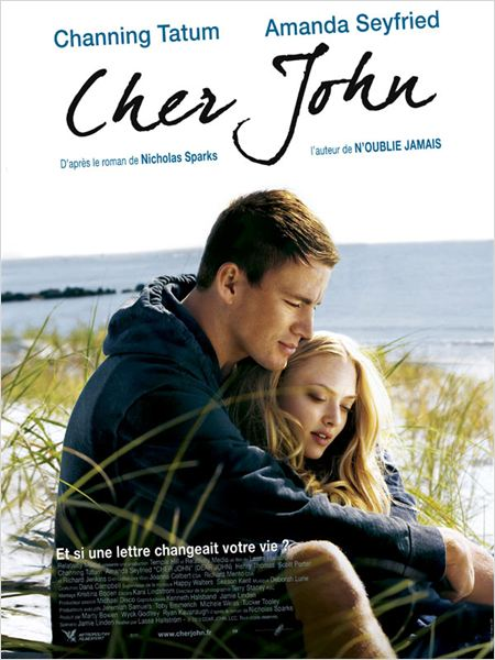 Cher John : Affiche
