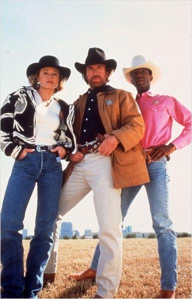 Ranger : Photo Chuck Norris, Clarence Gilyard Jr., Sheree J. Wilson