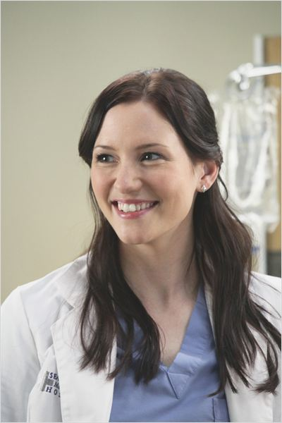 Grey's Anatomy : Photo Chyler Leigh