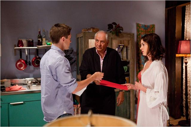 Valentine's Day : photo Anne Hathaway, Garry Marshall, Topher Grace