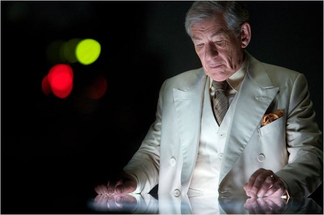 Le Prisonnier (2009) : photo Ian McKellen