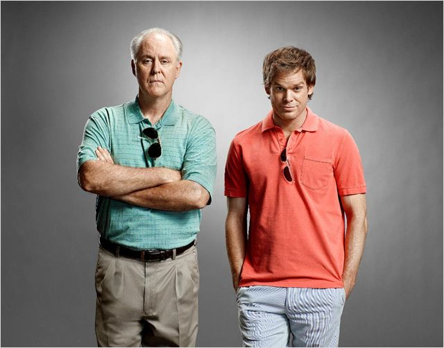 Dexter : Photo John Lithgow, Michael C. Hall
