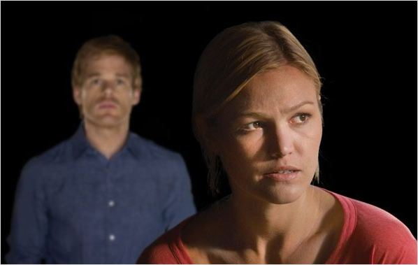 Dexter : Photo Julia Stiles, Michael C. Hall