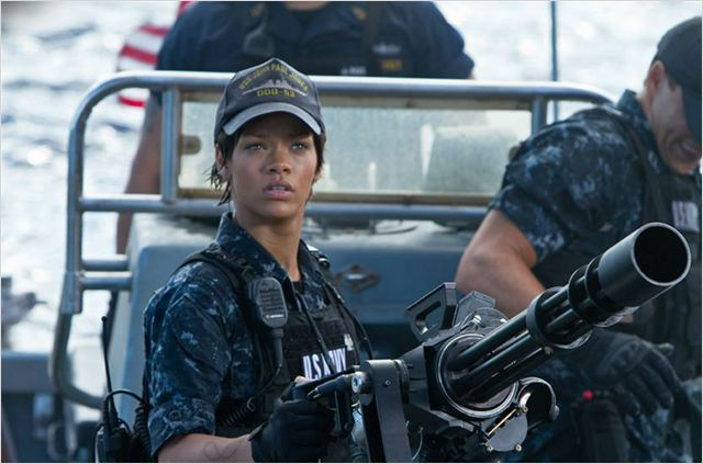 Battleship : photo Rihanna