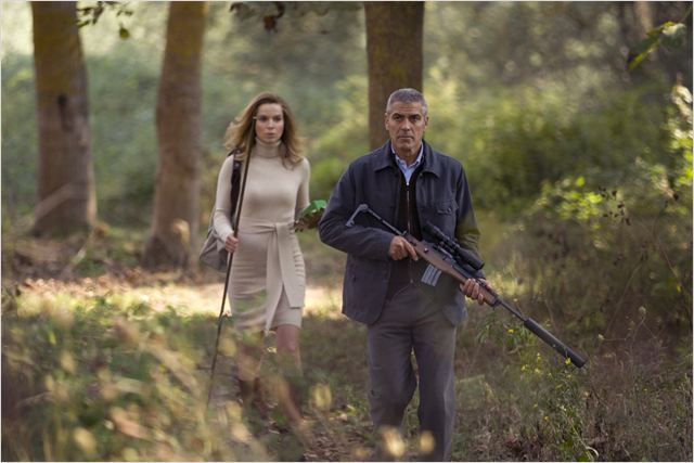 The American : Photo Anton Corbijn, George Clooney, Thekla Reuten