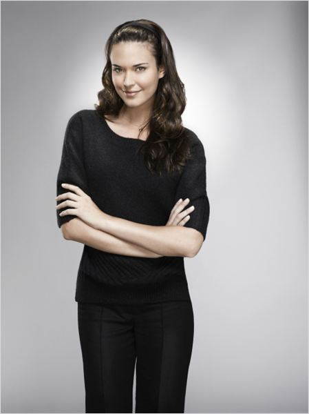 Dr House : photo Odette Annable