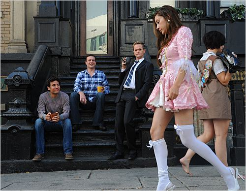 How I Met Your Mother : Photo Jason Segel, Josh Radnor, Neil Patrick Harris