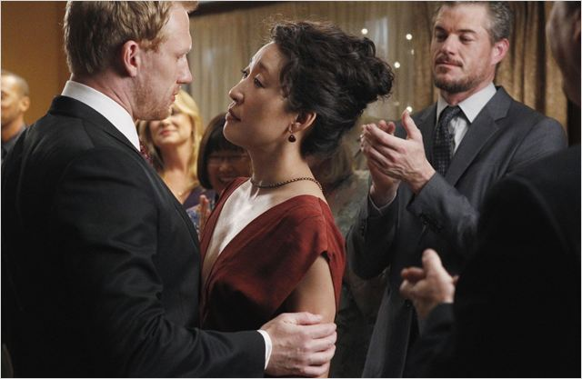 Grey's Anatomy : Photo Kevin McKidd, Sandra Oh