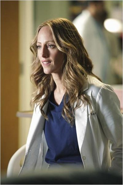 Grey&#39;s Anatomy : photo Kim Raver
