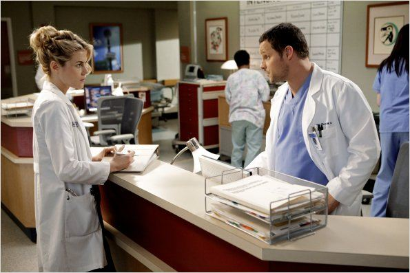 Grey's Anatomy : photo Justin Chambers, Rachael Taylor