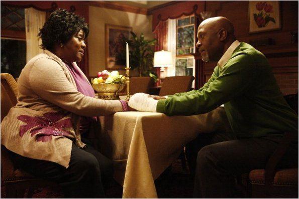 Grey's Anatomy : photo James Pickens Jr., Loretta Devine