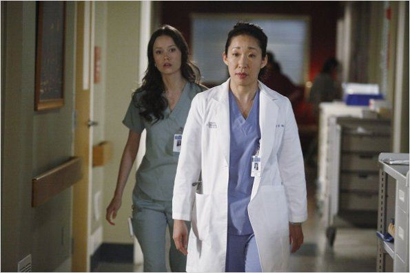 Grey&#39;s Anatomy : photo Sandra Oh, Summer Glau