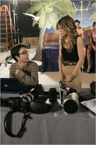90210 Beverly Hills Nouvelle Génération : Photo Annalynne McCord, Josh Zuckerman