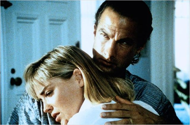 Nico : photo Andrew Davis, Sharon Stone, Steven Seagal