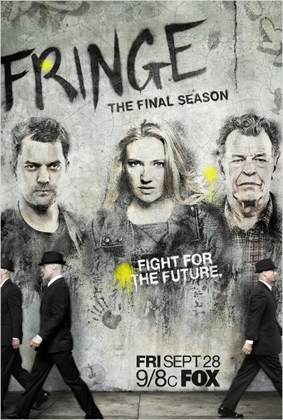 Photo Anna Torv, John Noble, Joshua Jackson