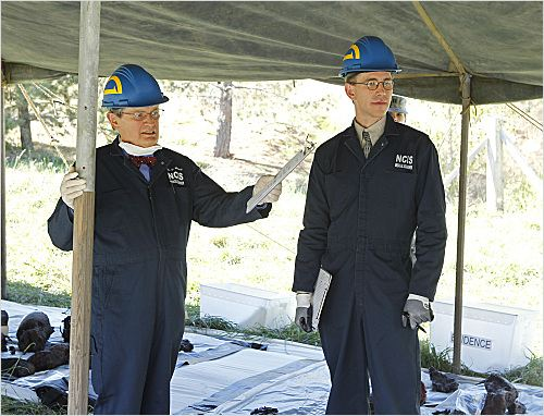 NCIS : Enqu&#234;tes sp&#233;ciales : photo Brian Dietzen, David McCallum