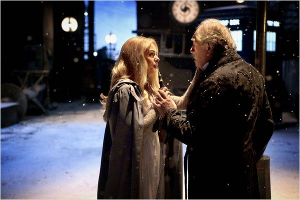 Doctor Who (2005) : photo Katherine Jenkins, Michael Gambon