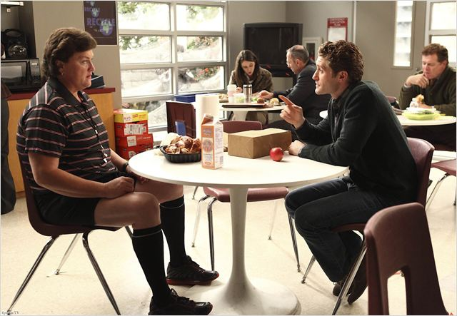 Glee : Photo Dot Jones, Matthew Morrison