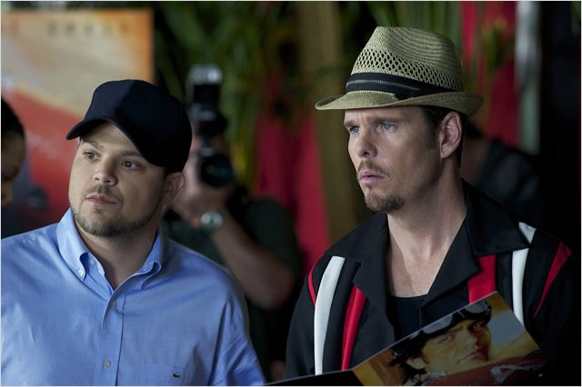 Entourage : photo Jerry Ferrara, Kevin Dillon