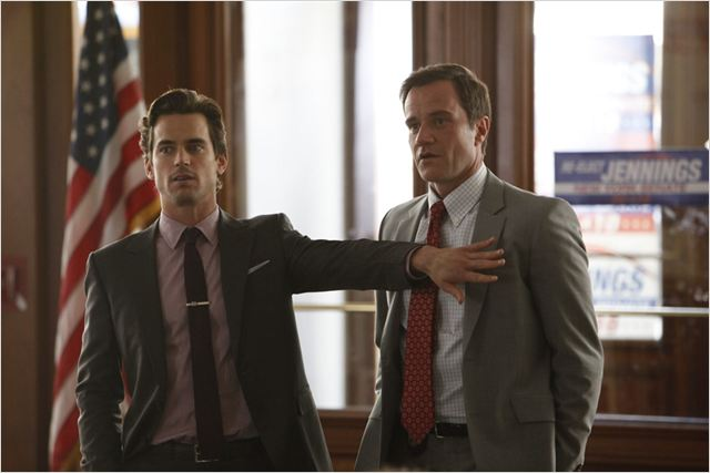 FBI : duo très spécial : Photo Matt Bomer, Tim DeKay