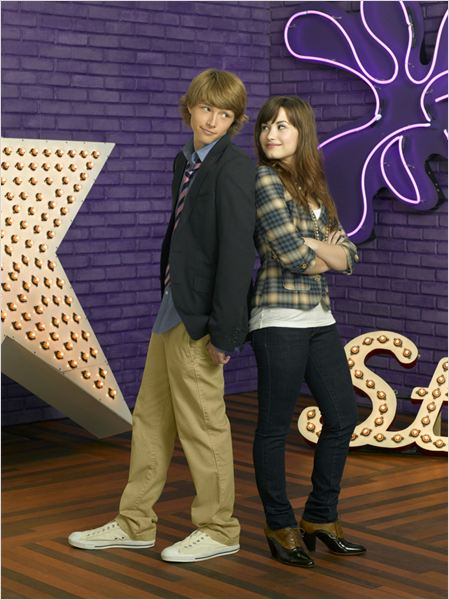 Sonny : photo Demi Lovato, Sterling Knight