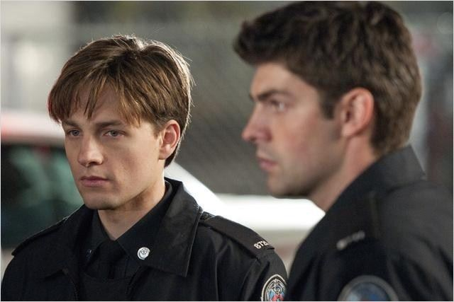 Rookie Blue : photo Gregory Smith, Travis Milne